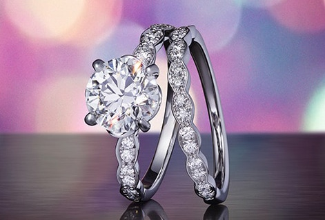 diamond rings for couples