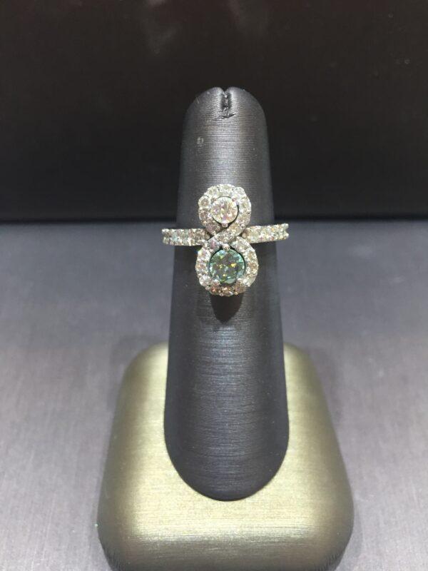 custom gemstone ring